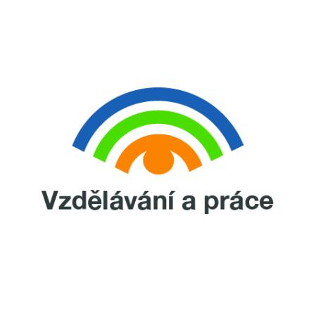 Logo Vzdělávání a práce