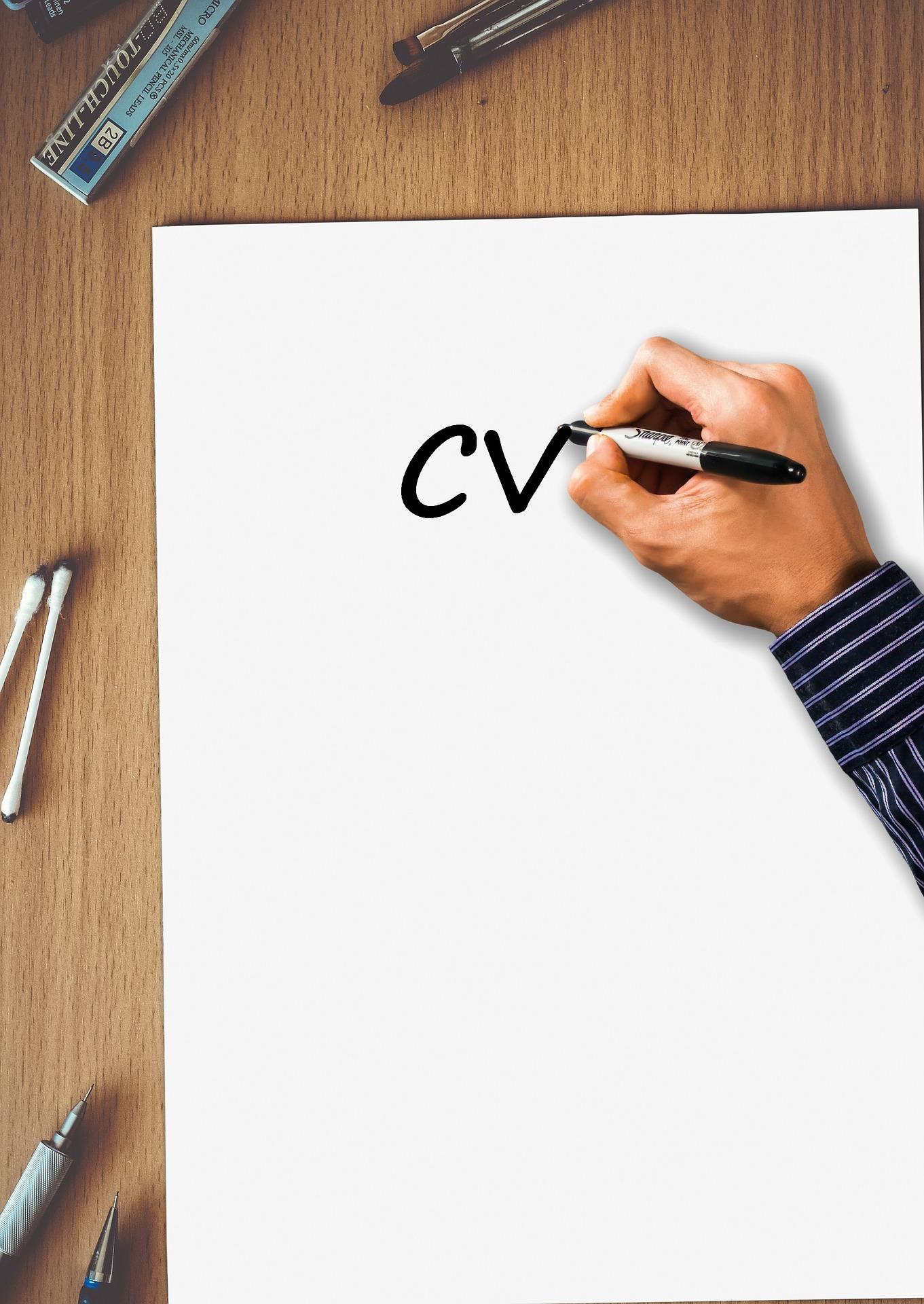 Vytvořte si životopis zdarma a on-line i s dodatkem k osvědčení o získání profesní kvalifikace