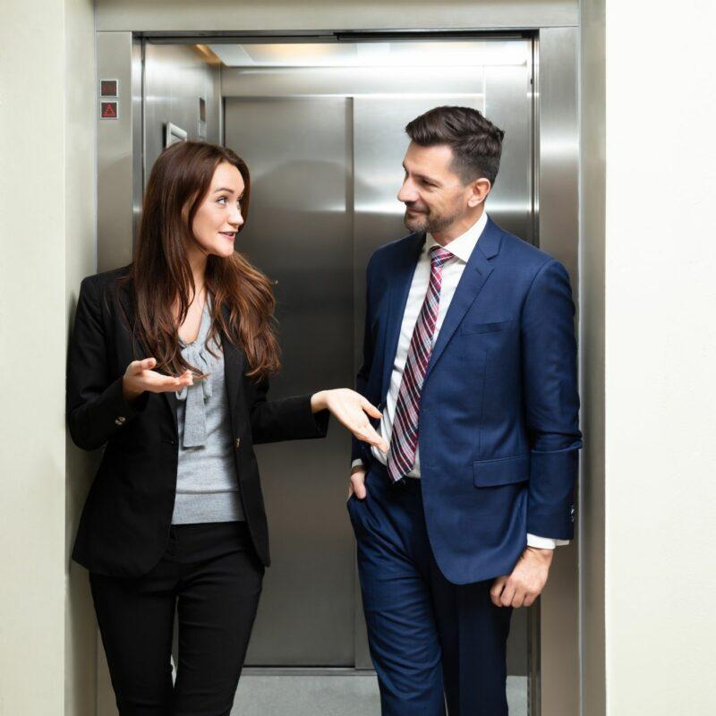 výtahová řeč